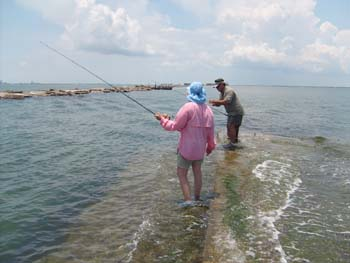Galveston offshore fishing guide photo gallery galveston for Galveston jetty fishing report