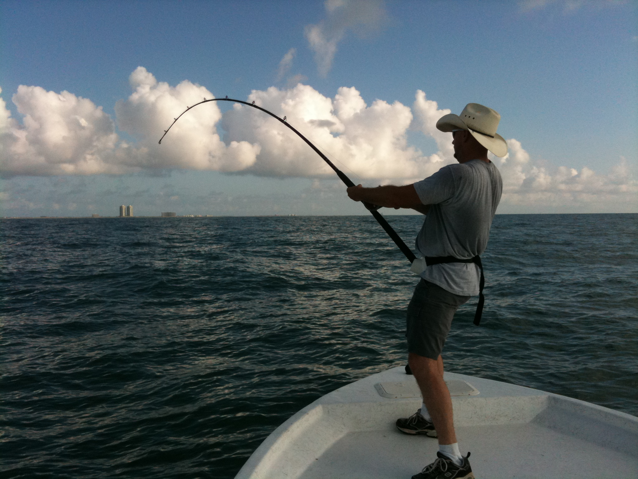 galveston offshore fishing guide photo gallery galveston