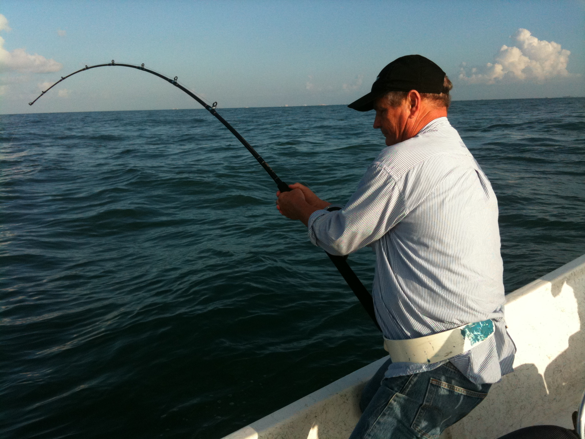 Guided fishing trips galveston texas offshore fishing for Charter fishing trip