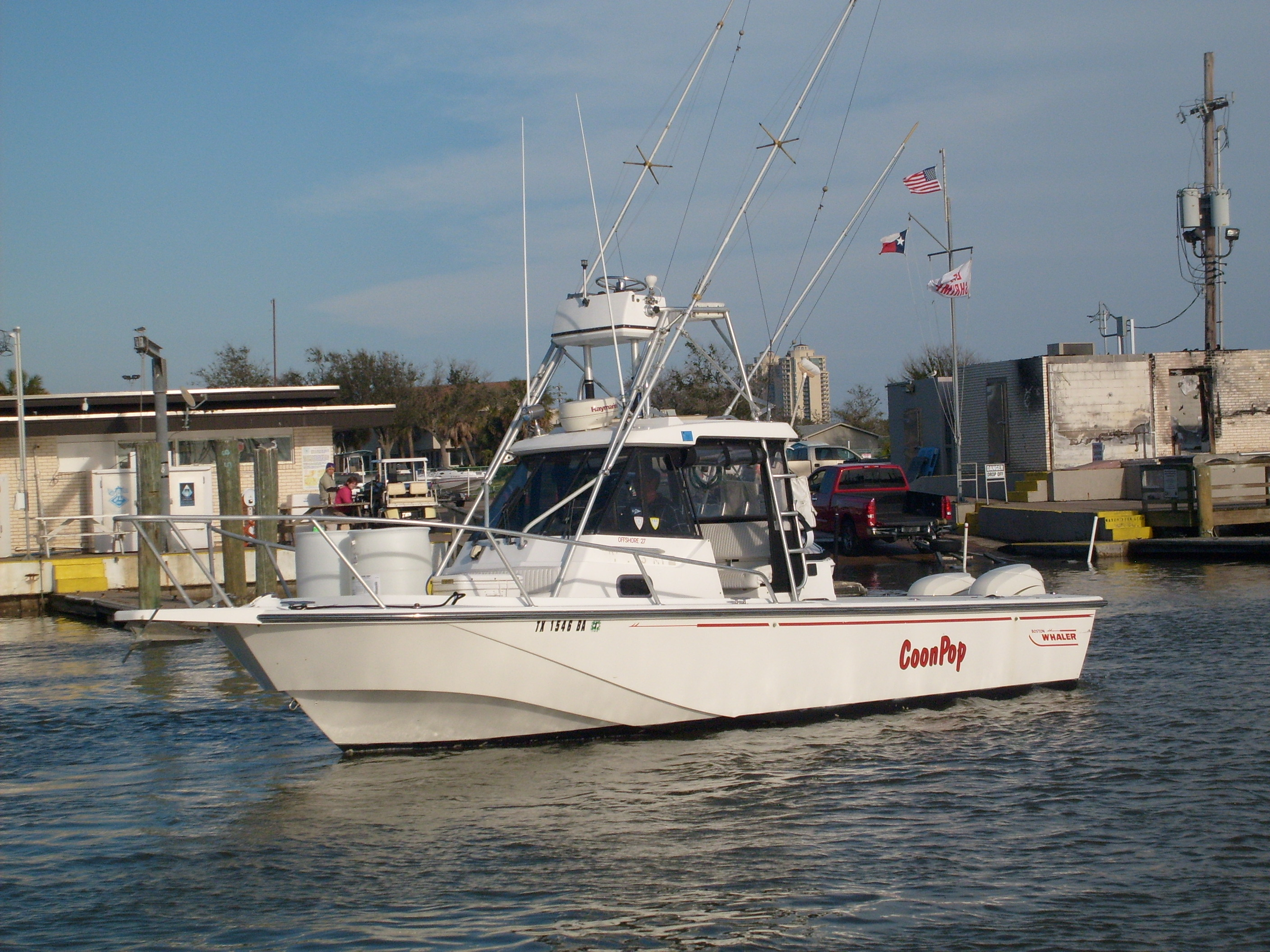Galveston offshore fishing charter texas boat guide tx for Off shore fishing boats