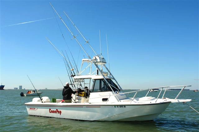 Galveston offshore fishing charter texas boat guide tx for Galveston fishing party boats